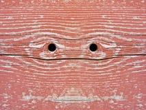 Cara de madera Imagen de archivo