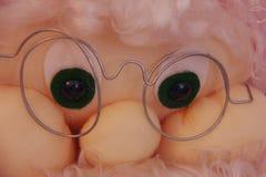 Cara de Papá Noel Foto de archivo libre de regalías