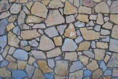 Cara de piedra del edificio Fotos de archivo