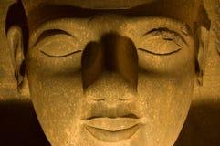 Cara de Ramses II Foto de archivo libre de regalías