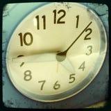 Cara de reloj Imagen de archivo libre de regalías