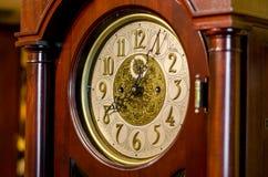 Cara de reloj Foto de archivo