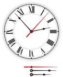 Cara de reloj antigua libre illustration