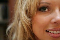 Cara de Womans imagen de archivo libre de regalías