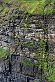 Cara del acantilado Imágenes de archivo libres de regalías