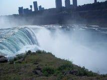 Cara del americano de Niagara Falls Fotografía de archivo