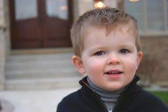 Cara del bebé Fotos de archivo