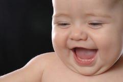 Cara del bebé Imágenes de archivo libres de regalías