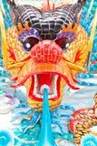 Cara del dragón Foto de archivo libre de regalías