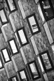 Cara del edificio Fotografía de archivo libre de regalías