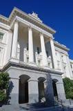 Cara del edificio del capitolio del estado de California Fotografía de archivo libre de regalías