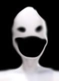 Cara del fantasma Fotografía de archivo libre de regalías