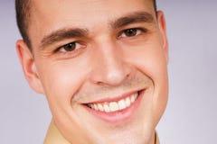 Cara del hombre de negocios joven Fotografía de archivo