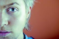 Cara del hombre joven Fotos de archivo libres de regalías