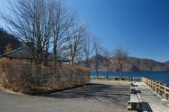 Cara del lago Imágenes de archivo libres de regalías