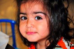 Cara del niño Foto de archivo