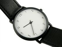 Cara del reloj Foto de archivo libre de regalías