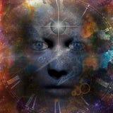 Cara del ` s de dios libre illustration