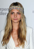 Cara Delevigne Stock Photo