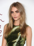 Cara Delevingne Stock Photography