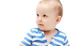 Cara do bebê imagens de stock