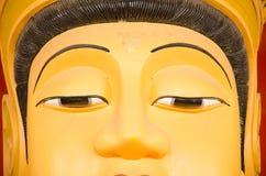 Cara do Bodhisattva Fotografia de Stock