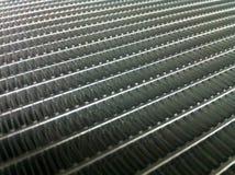 Cara do refrigerador de óleo do radiador Foto de Stock