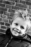 Cara feliz Fotos de archivo libres de regalías