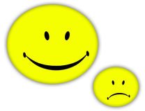 Cara feliz Imagen de archivo