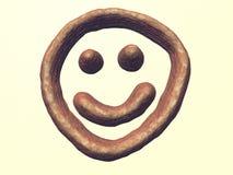Cara feliz una Imagen de archivo libre de regalías
