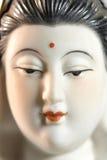 Cara hermosa de Guanyin Fotografía de archivo libre de regalías