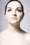 Cara joven hermosa de los womans foto de archivo libre de regalías