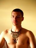 Cara masculina imágenes de archivo libres de regalías