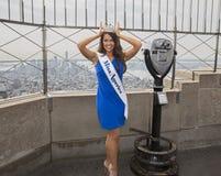 Cara Mund, Miss America 2018 Royalty Free Stock Images