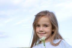 Cara o sorriso Fotos de Stock Royalty Free