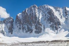 Cara septentrional del pico libre de Corea Imagen de archivo libre de regalías