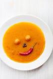 Cara sonriente hecha de verduras Foto de archivo