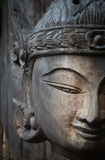 Cara tailandesa del ángulo Imagenes de archivo