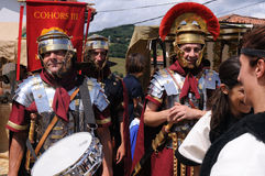 CARABANZO  Festival .Asturias. SPAIN Royalty Free Stock Photos