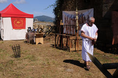 CARABANZO  Festival .Asturias. SPAIN Royalty Free Stock Photography