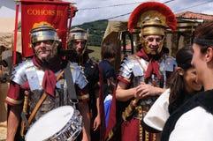 CARABANZO festival. Asturias. SPANJE Royalty-vrije Stock Foto's