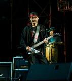 Carabao in concert in Satahip, Thailand Royalty Free Stock Photo