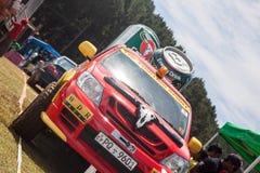 Carabao jeep in srilanka Stock Photography