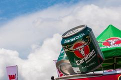 Carabao jeep in srilanka Stock Photo