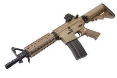 Carabina das forças M4 especiais Imagens de Stock