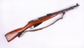 Carabina M1944 y bayoneta rusas Imagenes de archivo