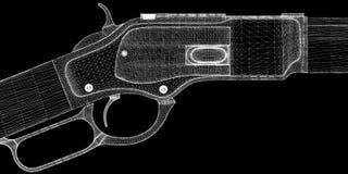 Carabine Obraz Stock