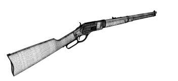 Carabine Royalty Free Stock Photo