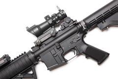 Carabine M4A1 Стоковая Фотография RF
