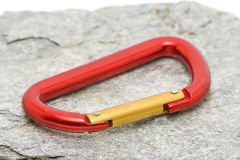 Carabiner Royalty Free Stock Photos